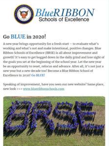 image of January 2020 newsletter